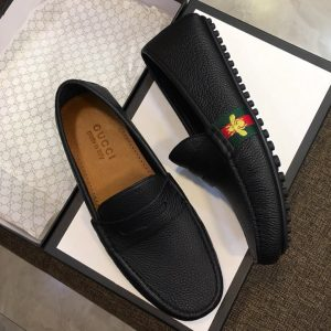 Phom giày nam Gucci chuẩn Authentic