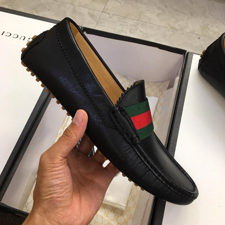 Phom giày nam Gucci