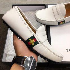 Trên tay giày nam Gucci GCGN5793