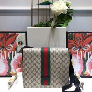 Túi Gucci nam đeo chéo siêu cấp 475432