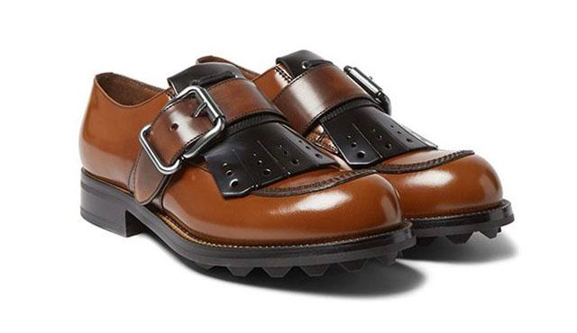 Giá bán giày Prada Derby Shoes