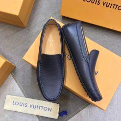 Giày nam LV siêu cấp màu xanh LVGN894