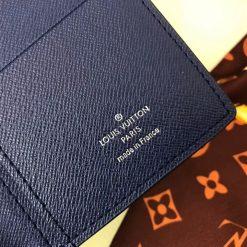 Phần chữ in trên ví nam LV siêu cấp