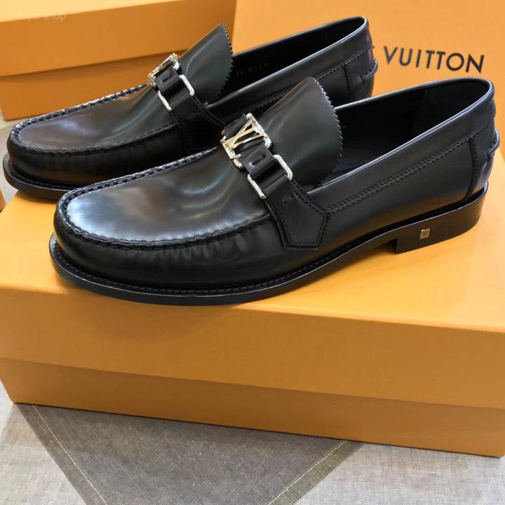Phom giày LV nam công sở