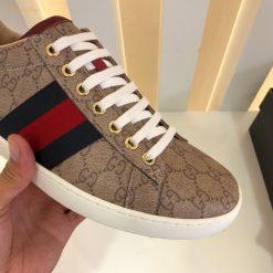 Các chi tiết nhỏ trên giày sneaker Gucci