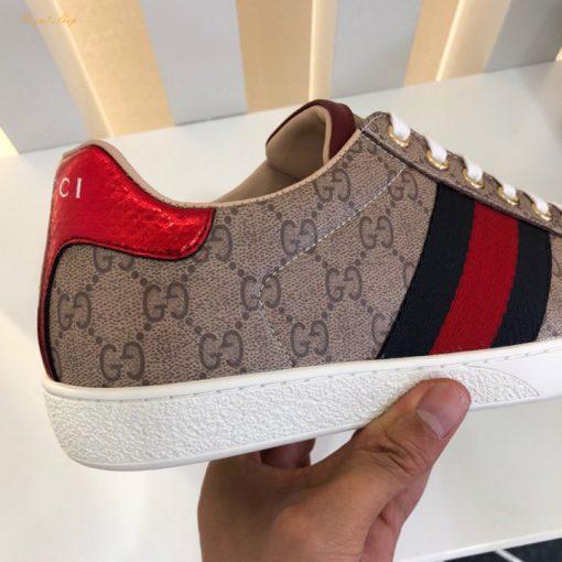Giày Gucci buộc dây 2019