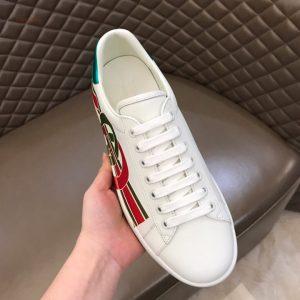 Giày Gucci buộc dây nam