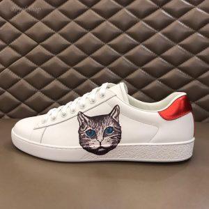 Giày Gucci mèo 2019