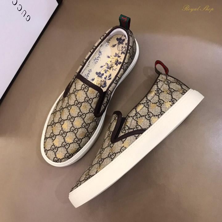 Giày Gucci nam Slip-on siêu cấp GCGN5384