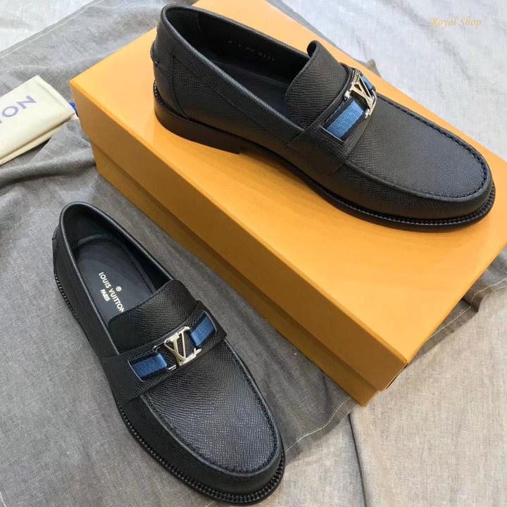 Giày LV công sở siêu cấp