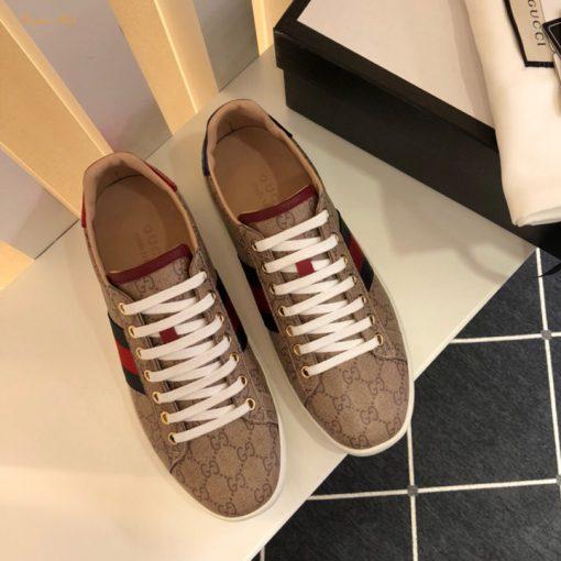 Giày nam Gucci buộc dây siêu cấp