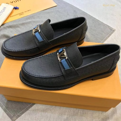 Giày nam LV loafer siêu cấp