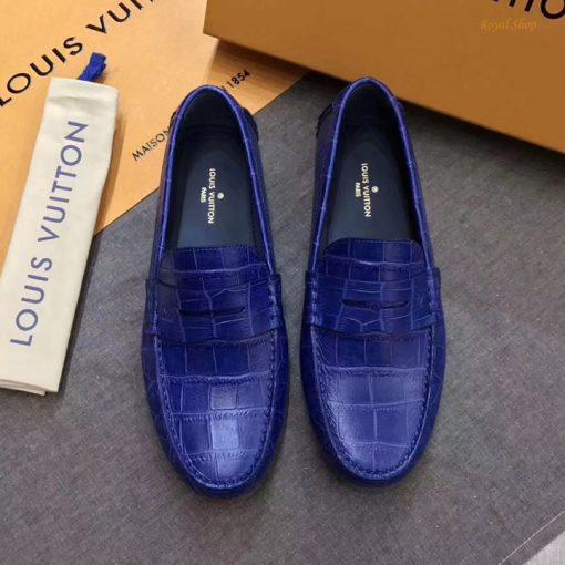 Giày LV nam siêu cấp LVGN8795
