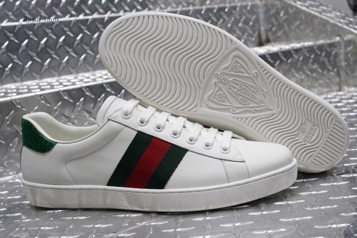 Giày nam Sneaker Gucci