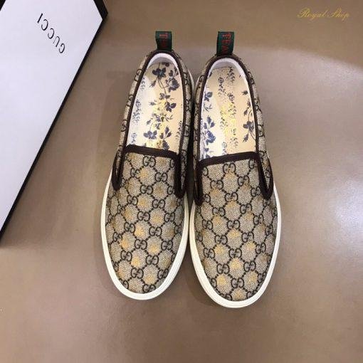 Giày vải Gucci Slip-on siêu cấp