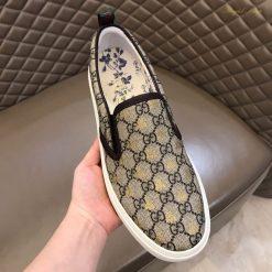 mặt trước giày nam Gucci