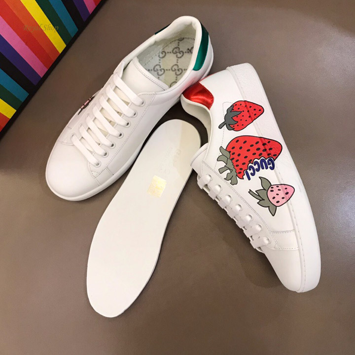 phần lót bên trong của giày Gucci sneaker GCGN5397
