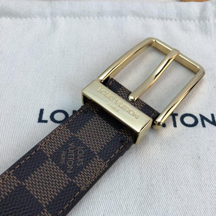 Thắt lưng Louis Vuitton LVTL573 có chiều rộng 3.5cm