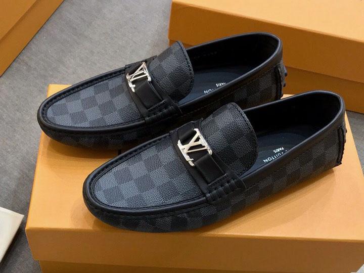 Giày lười nam LV đang hot