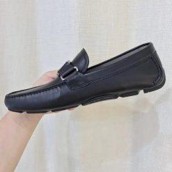 Cạnh bên của giày Ferragamo siêu cấp FEGN8118