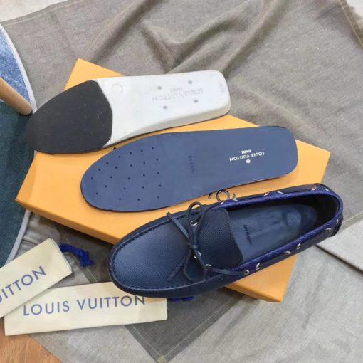 Chi tiết bên trong giày nam LV LVGN8112