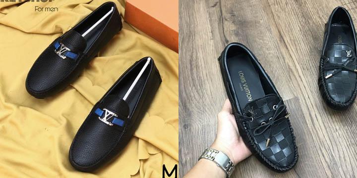 Giày lười Louis Vuitton nam giá rẻ