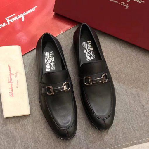 Giày nam Ferragamo siêu cấp đẹp 2019 FEGN8119