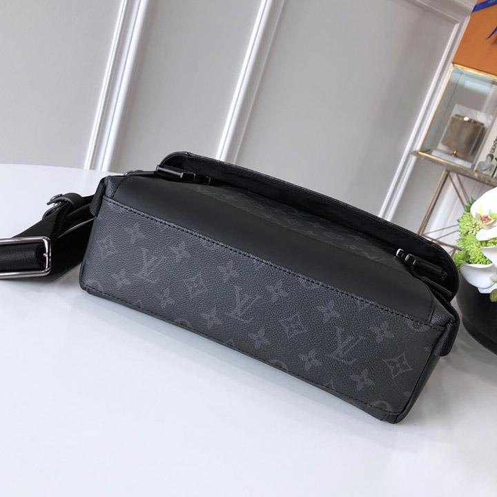 Phần đày túi đeo chéo LV LVTN8140