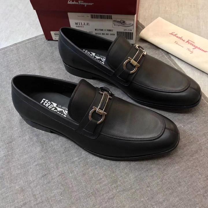 Phom giày Ferragamo siêu cấp chuẩn Authentic