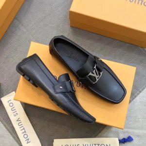 Phom giày LV nam siêu cấp chuẩn Authentic