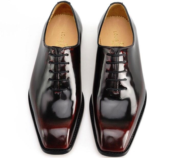 Cách buộc giày nam công sở đẹp
