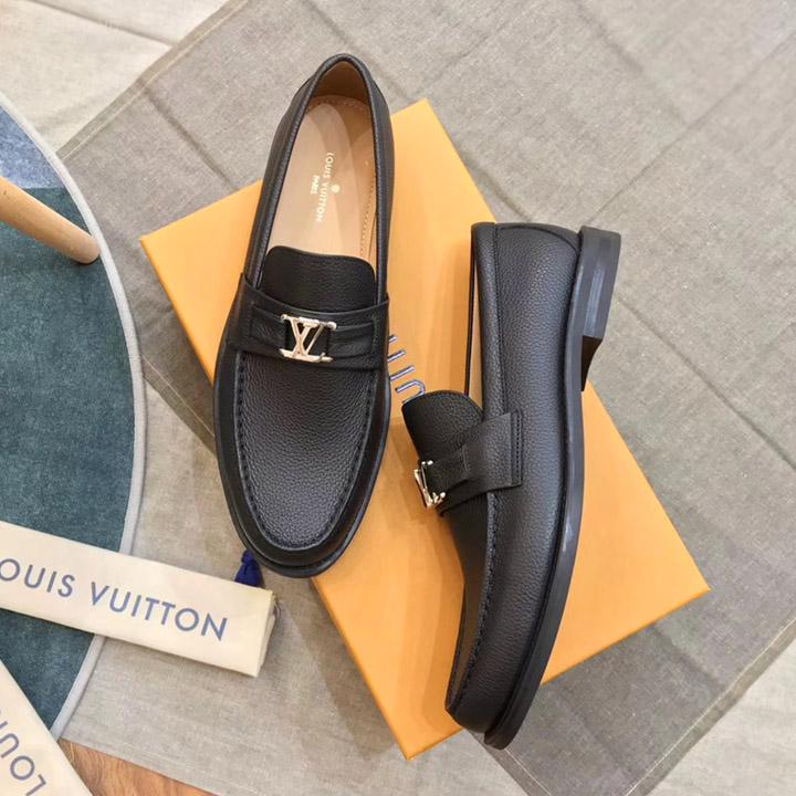 Giày LV nam công sở siêu cấp
