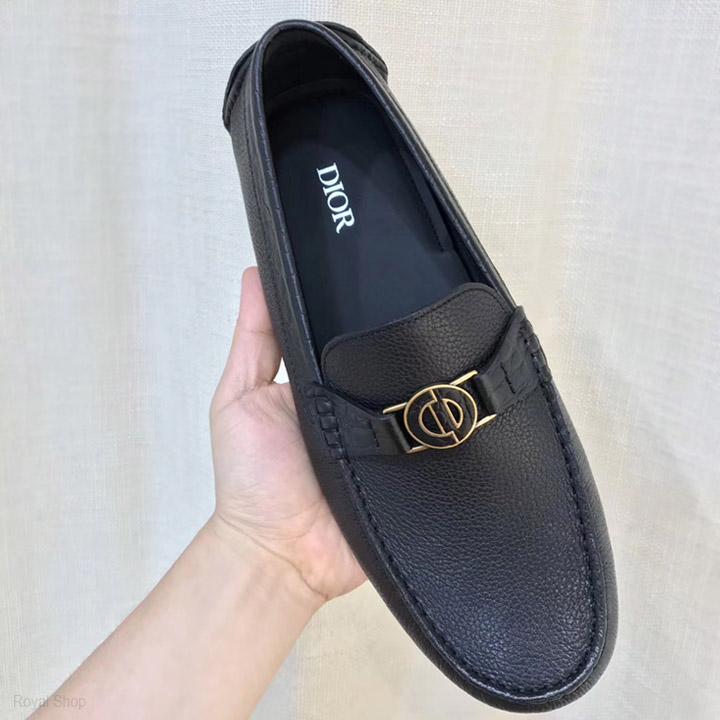 Giày lười Dior nam siêu cấp