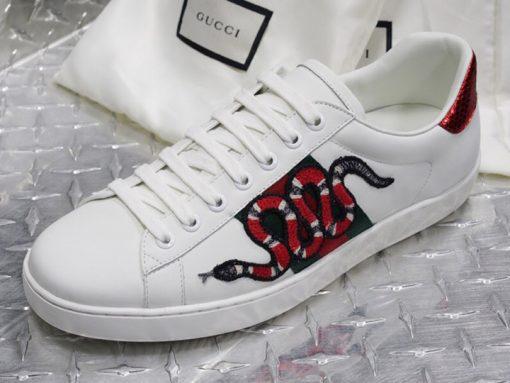 Giày sneaker Gucci rắn