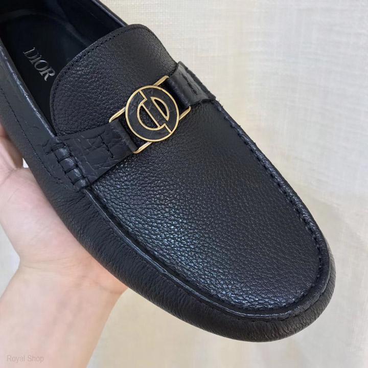 Mặt trước giày lười Dior nam