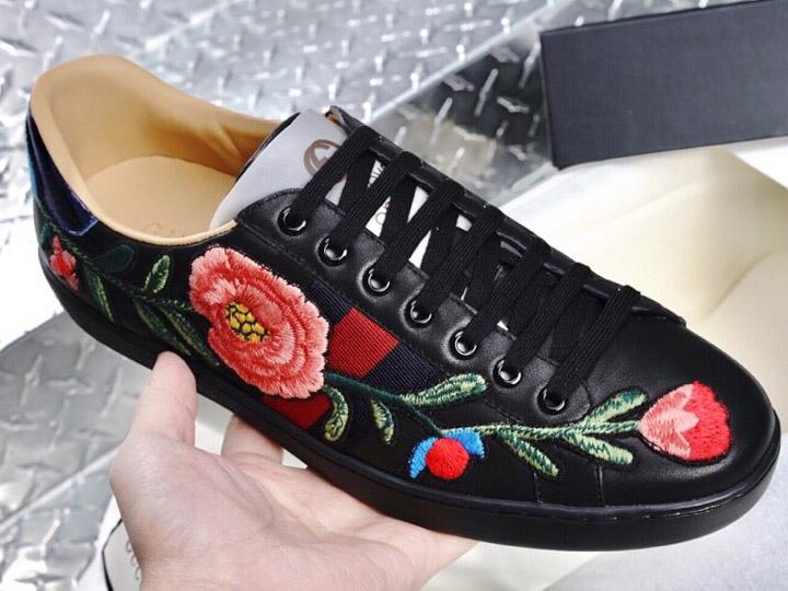 Phom giày Gucci chuẩn và đẹp