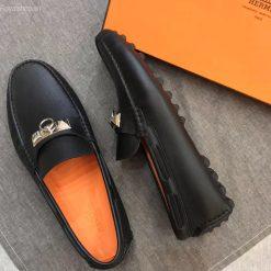 Phom giày Hermes siêu cấp