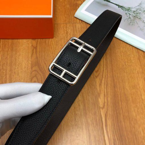 Thắt lưng Hermes khóa kim