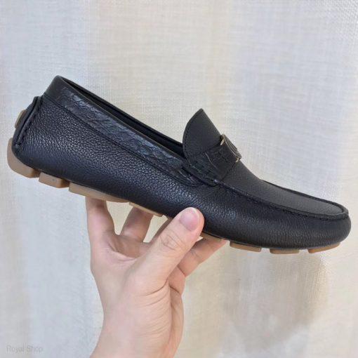 Trên tay giày nam Dior siêu cấp