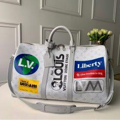 Túi du lịch LV siêu cấp TDL8015