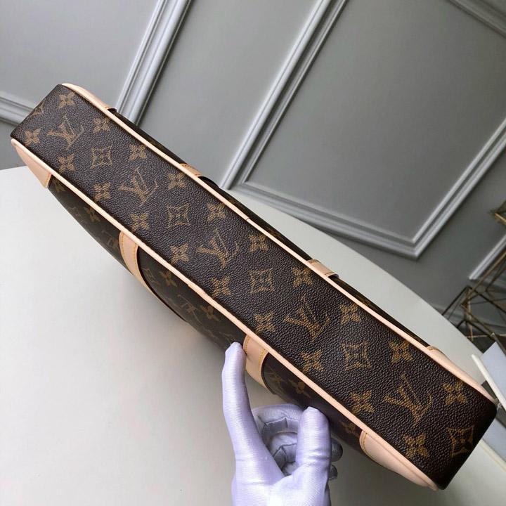Phần đáy của túi xách LV nam công sở LVTN8810