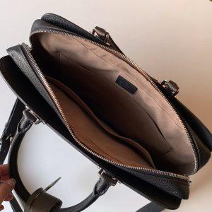 Phía bên trong túi xách nam LV siêu cấp LVTN8804