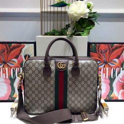 Túi xách công sở Gucci nam siêu cấp