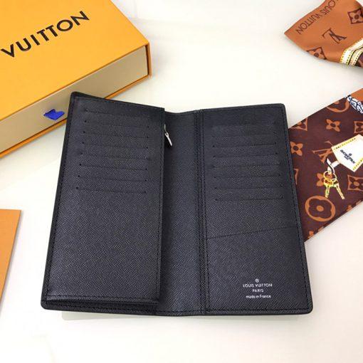 Mặt bên trong của ví LV nam LVVN8235