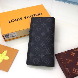 Mặt sau của ví dài LV nam sieu cap LVVN8235