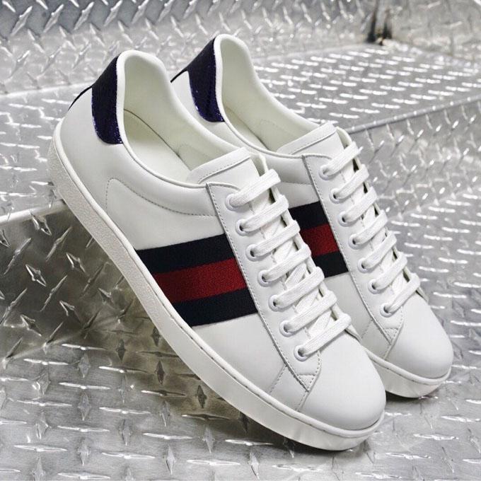 Giày sneaker Gucci cao cấp