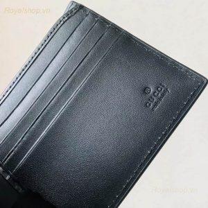 Mặt trong của ví với dòng chữ Made in Italy