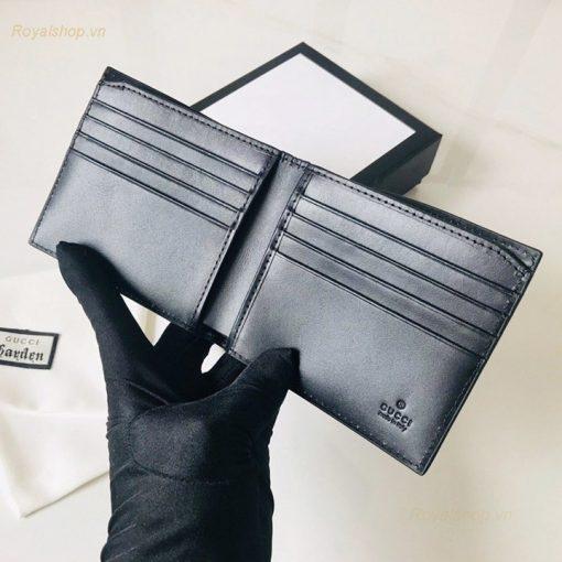 Mặt trong của ví nam