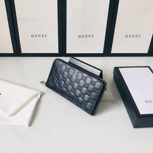 Royal Shop - Địa chỉ mua ví dài nam Gucci siêu cấp uy tín