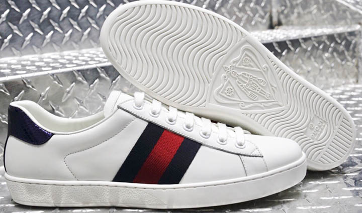 Sneaker Gucci đang Hot